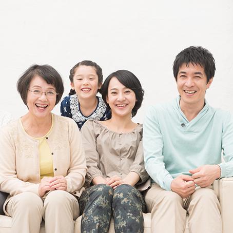得々家族サービス